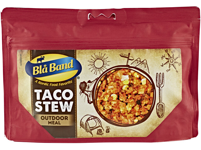 Bla Band Outdoor Meal Outdoor Nutrition Taco Stew 143g